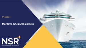 Martime Satcom for cruise ships