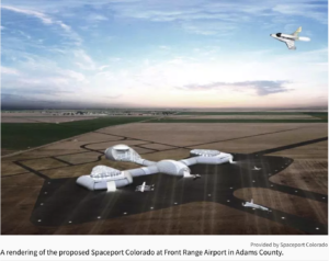 Spaceport Colorado lands license to launch tourists, scientists skyward from Front Range Airport