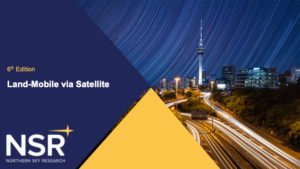 Alan Crisp Offers His Perspective in 'Land Mobile Via Satellite, 6th Edition'