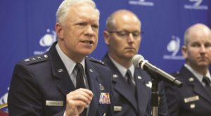 SatNews: Satcom conumdrum: Air Force contemplating right mix of commercial, military satellites