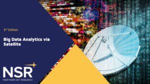 Big Data Analytics via Satellite