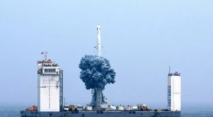 SpaceNews: China gains new flexible launch capabilities with first sea launch