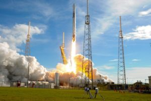 UPI: SpaceX's new ride-sharing launches to boost small-satellite industry