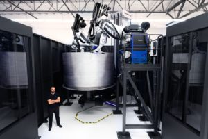 WIRED: Massive, AI-Powered Robots Are 3D-Printing Entire Rockets