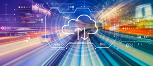 Cloud computing via satellite
