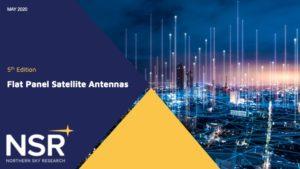 Flat Panel Satellite Antennas, FPA5 report visuals