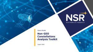 NSR's Non-GEO Constellations Analysis Toolkit