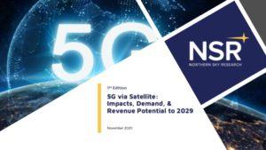 5G via Satellite: Impacts, Demand, & Revenue Potential to 2029