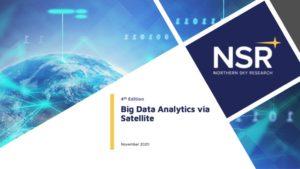 Big Data Analytics via Satellite, 4th Edition
