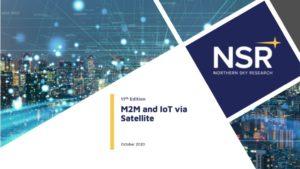 M2M and IoT via Satellite, 11th Edition
