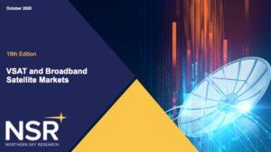 NSR's Latest VSAT and Broadband Markets Report visual VBSM19