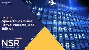 Space Tourism & Travel Market 2nd edition graphics
