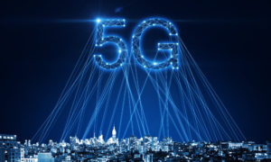 5G image coonnected to report on direct satellite connectivity to devices
