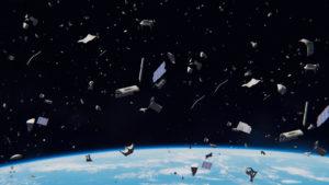 Trash Talk about Debris in Orbit
