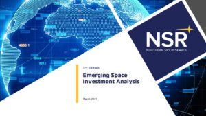Emerging Space Investment Analysis, 3rd Edition