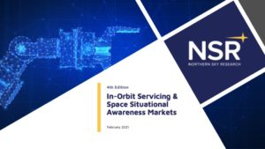 in-orbit servicing and space situational awareness SSA