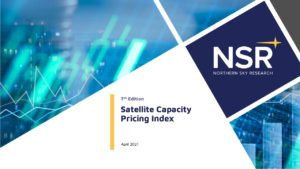 Satellite Capacity Pricing Index, 7th Edition (2021)