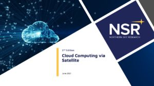 Cloud Computing via Satellite, 2nd Edition (CCvS2)