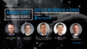 Satellite Networks As-A-Service: Flexible Solutions for Evolving High-end Connectivity Needs