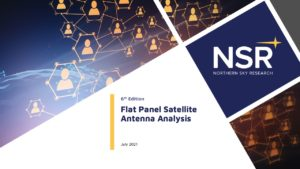 NSR's Flat Panel Satellite Antenna Analysis, 6th Edition