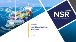 NSR's Maritime SATCOM Markets, 9th Edition
