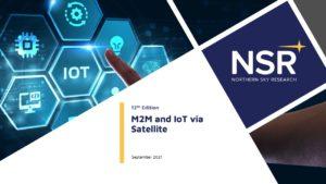 M2M and IoT via Satellite, 12th Edition