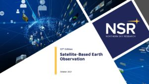 NSR'sSatellite-Based Earth Observation Market Report, 13thEdition(EO13)